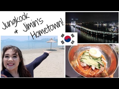 Taking on BUSAN!! | Korea Vlog