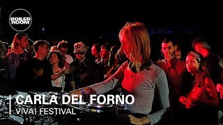 Carla del Forno | Boiler Room x VIVA! Festival