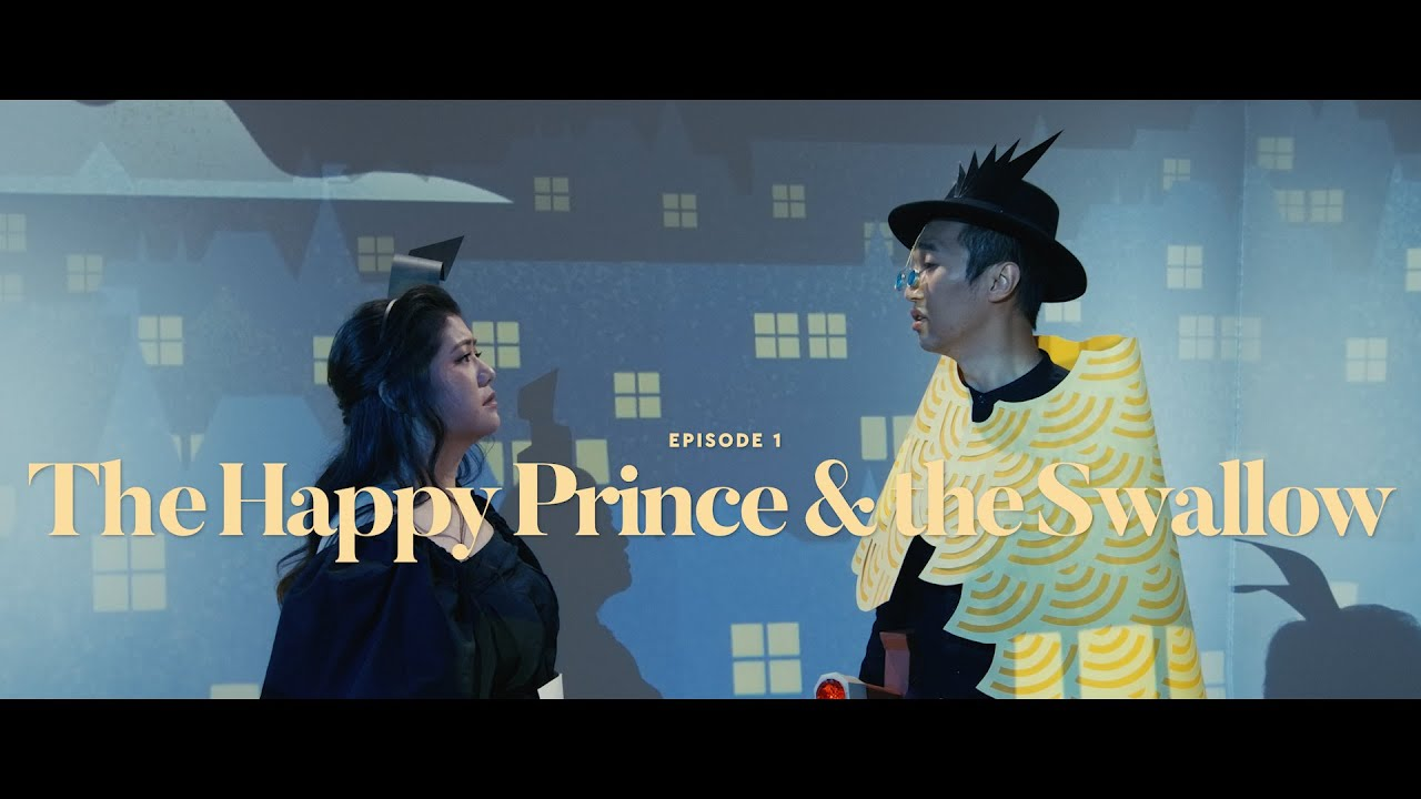 "美聲匯《快樂王子》第1集〈快樂王子與燕子〉The Happy Prince by Bel Canto Singers Ep 1 ""The Happy Prince & The Swallow"""