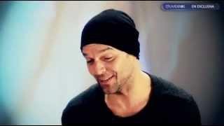 Ricky Martin conversa con UVideos (27.02.2013)
