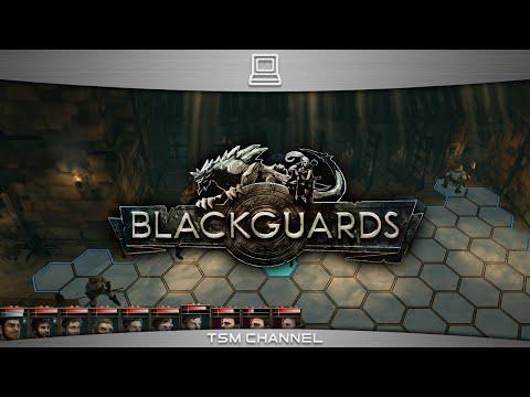 Blackguards Gameplay GeForce 8600M GT |