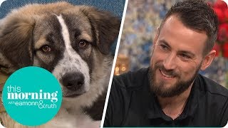 Former Soldier Reunited With Dog He Saved in Syria | This Morning