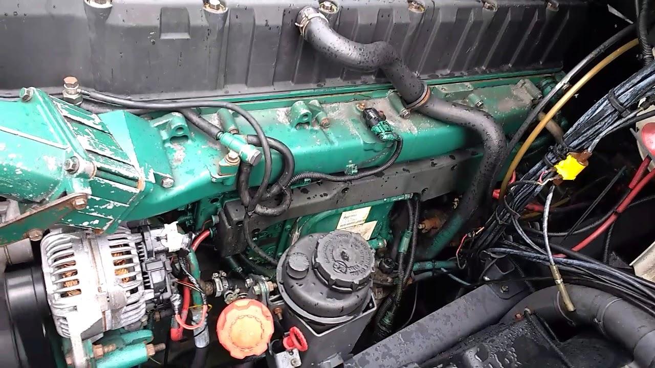 Volvo Nh D12 D 380 Motor Pronto Falta Escanear Tira Falhas