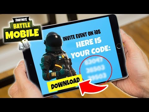 Haven T Got A Fortnite Mobile Invite Yet Be Nice To A Friend Who