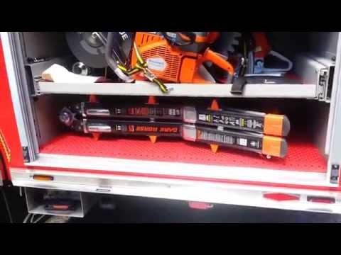 Roseland NJ Fire Department Rescue Pumper