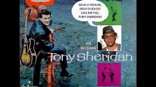 READY TEDDY   TONY SHERIDAN  1962   HOMENAGEM PÓSTUMA   Edição Joe Becerra