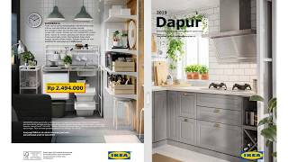 Katalog Dapur Ikea 2019 Indonesia