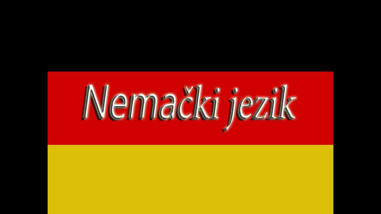 Nemacki Jezik Lekcija 1