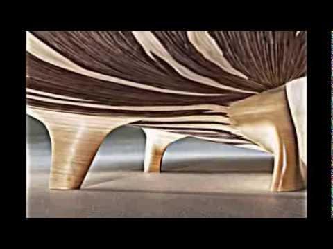 Schön Exklusives Tisch Design In Form Eines Nautilus Von Marc Fish