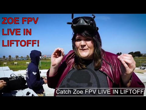 Фото Have you met Zoe FPV?