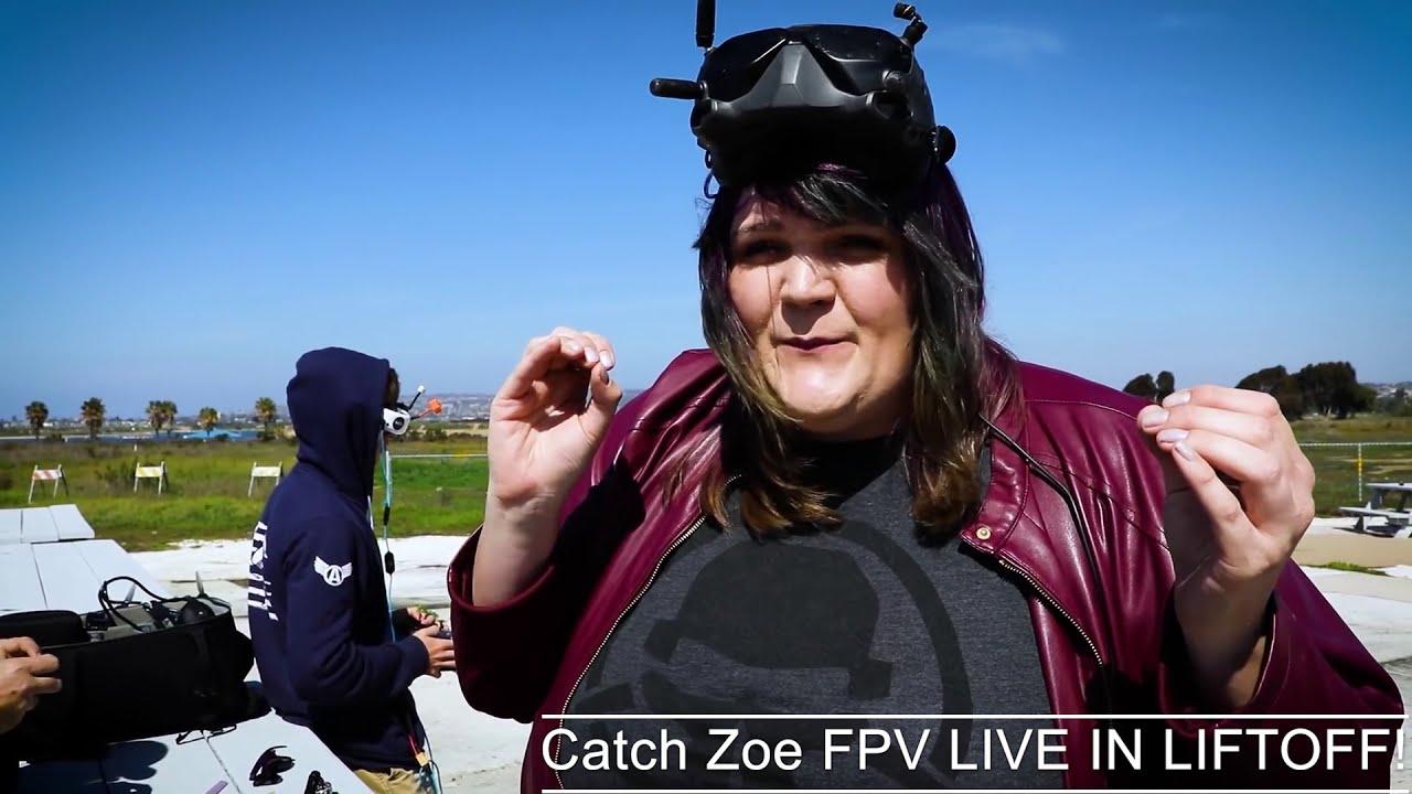 Have you met Zoe FPV? картинки
