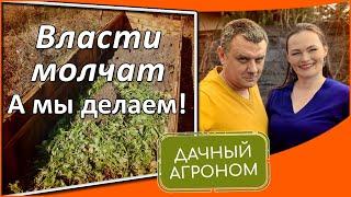 Грядка-короб: Власти молчат, но Дачный агроном расскажет всю правду!