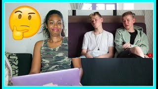 Marcus & Martinus   Q&A with questions from MMers, part 2! | Reaction