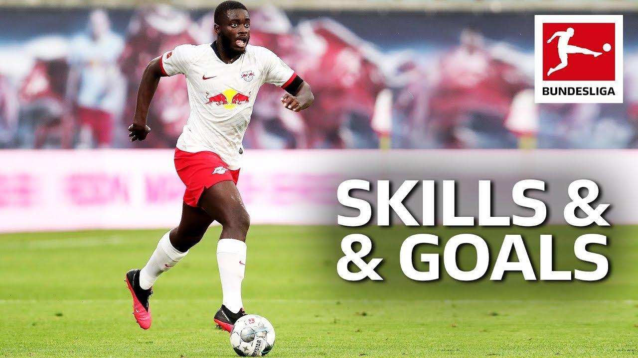 Dayot Upamecano • Magical Skills & Goals - Bundesliga