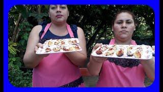 Palitos *de Papa *Facil * y Rapido El Salvador 4x4