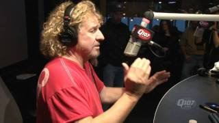 Sammy Hagar on Eddie Van Halen - Q107 Classic Rock