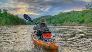 Buffalo River Kayak Camping 2019- 130 Miles
