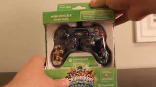 SKYLANDERS SWAP FORCE - XBOX 360 Controller - Power A Unboxing