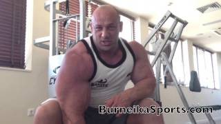Jak prawidłowo robic biceps !!!!!!!!!!!!! 2017 Video