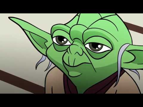 Star Wars Forces of Destiny' exclusive Yoda clip: Watch