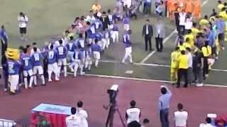 2013 11 24 (日) サッカー チェンマイFC-アントーンFC 市内競技場