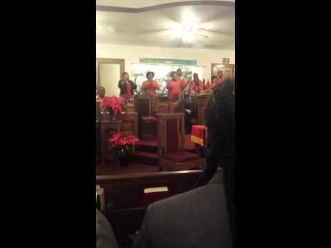 Second Baptist Church Inspirational Choir