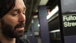 "Subway Tracks - Matt Pond - ""Let Me Live"""