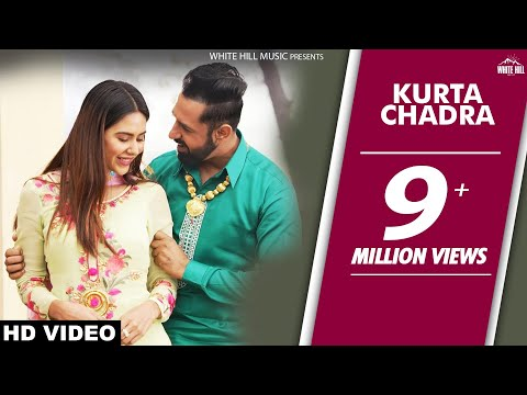 Kurta Chadra (Full Song) Gippy Grewal, Mannat Noor | Carry On Jatta 2 | White Hill Music