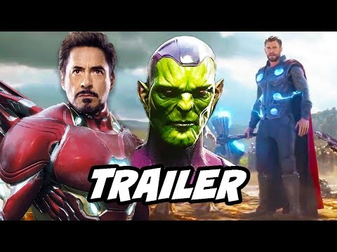 Avengers 4 Trailer News - Official Marvel Timeline Breakdown