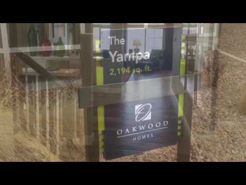 The Yampa Model by Oakwood Homes at Green Valley Ranch in Denver Colorado