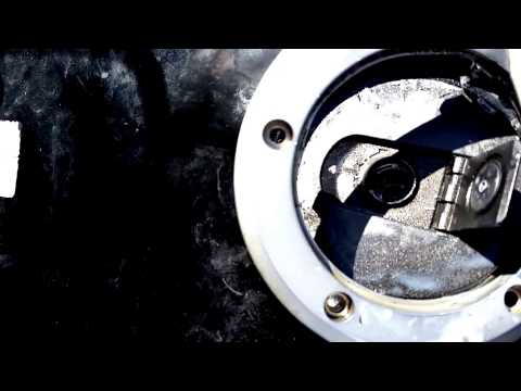 Gas Cap Stuck On Kawasaki Motorcycle Gas Tank Won't Unlock