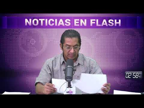 #Programa Noticias en Flash | 13 de Agosto 2020