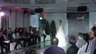Свадебное платье Кирстен. Дом моды BELFASO 2014