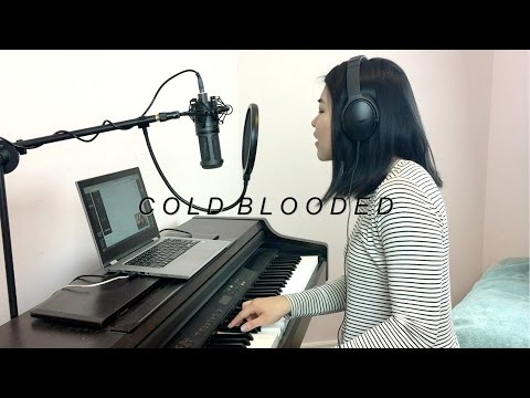 Cold Blooded - Khalid (Acoustic Cover by Emily Sin)