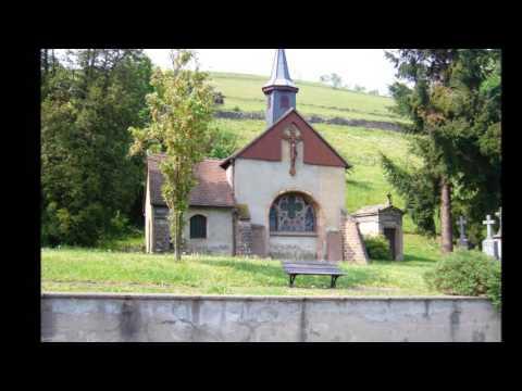 Sainte Marie Aux Mines - Haut Rhin - Alsace