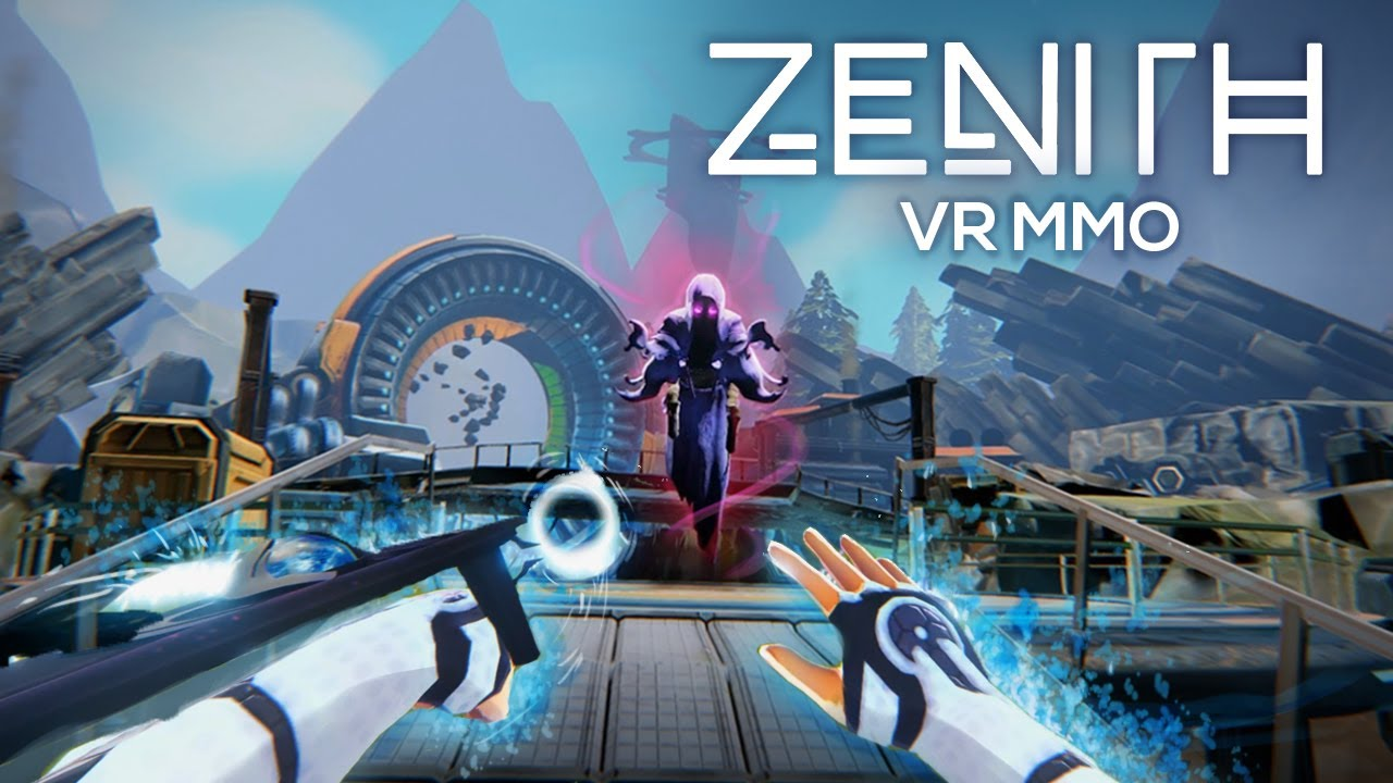 Zenith: The Last City - A VR MMO