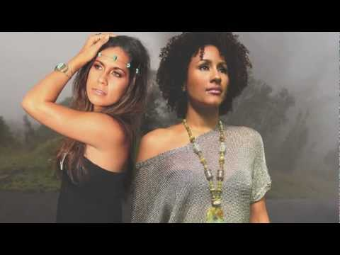 "Kimie & Irie Love ""ROOTED"" w/ Lyrics"