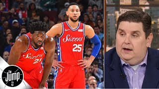 Win-now mindset is 'dangerous' for Philadelphia 76ers - Brian Windhorst | The Jump