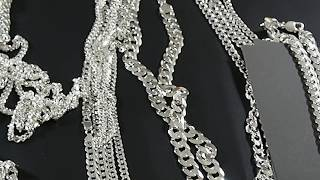 925 Silver Miami Cuban Link, Cuban Link & Curb Link Chains From Italy