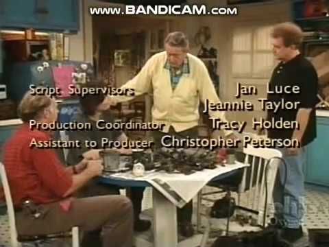 Grace Under Fire: Season 5 - Closing Credits (1998)