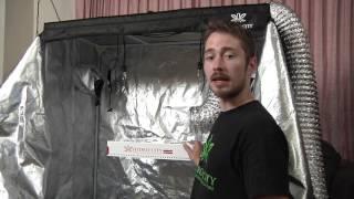Hydro City: Installing Your Grow Light (T5, HPS & LED)