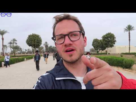 INSIDE AN UNDERGROUND CRYPT | Egypt Travel Vlog | Dendera & Abydos