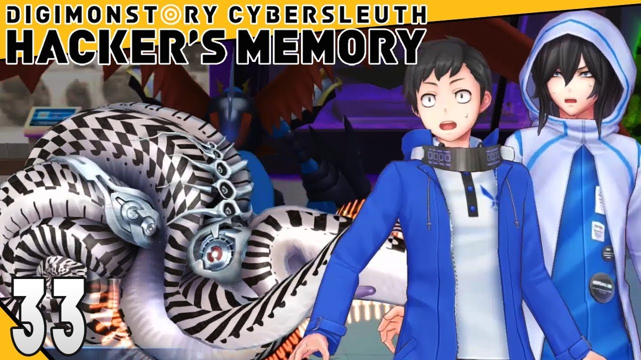 Digimon Story Cyber Sleuth Hackers Memory Part 33 Arata Most