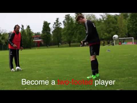 SenseBall - Recommended by professional football players