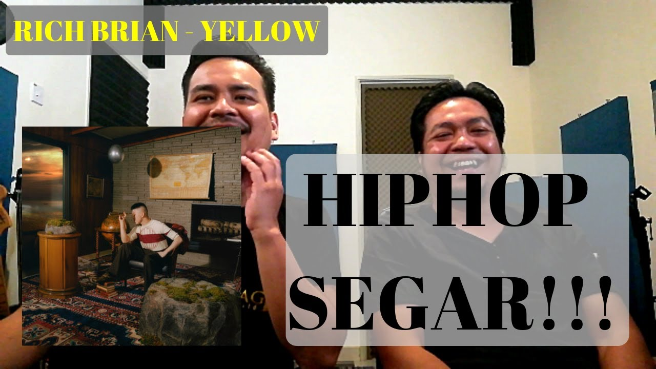 Rich Brian - Yellow (Review & reaction) #EP98 - YouTube