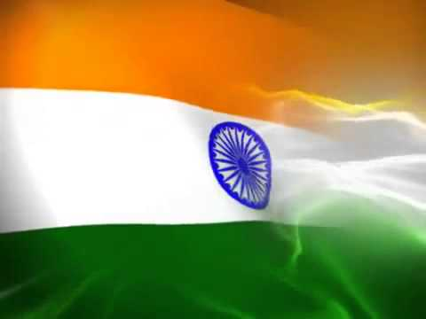 animation backgrounds video background with indian flag