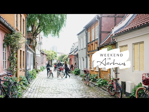 A Weekend in Aarhus • Travel Vlog