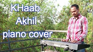 Download Hindi Video Songs - khaab akhil 2016   punjabi song  Piano cover   By navi