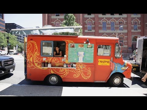 Immigrants bring tastes of the world to US in food trucks