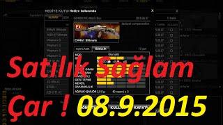 Wolfteam - Gri Papatya Satılık Sağlam Çar ! (08.9.2015)